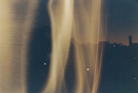 """""""Twin Towers,"""" Photo: Solvej Schou, 2001"""